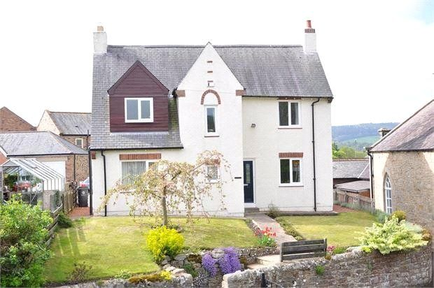 Thumbnail Detached house for sale in Acomb, Northumberland