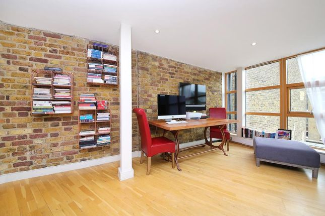Thumbnail Property for sale in Leonard Street, London