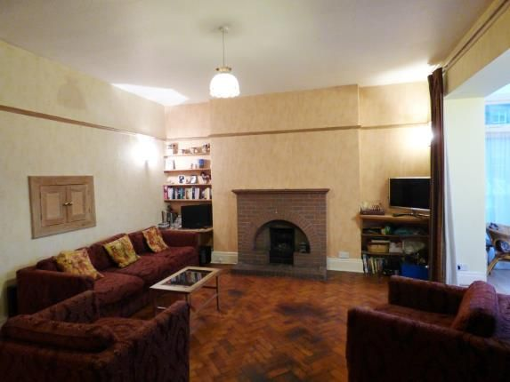 Living Room of Park Road, Buxton, Derbyshire SK17