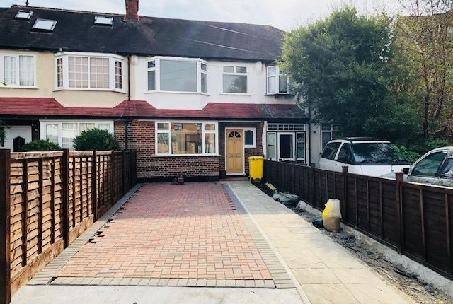 Thumbnail Terraced house to rent in Lilian Road, London