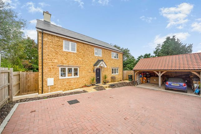 Thumbnail Detached house for sale in Orchard Way, Mosterton, Beaminster