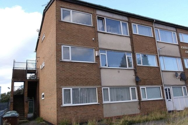 Thumbnail Flat to rent in Cavendish Court, Mapperley, Nottingham