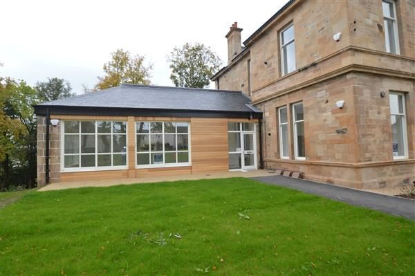 Thumbnail Flat for sale in James Salmon Bulding, Rutherford Drive, Lenzie