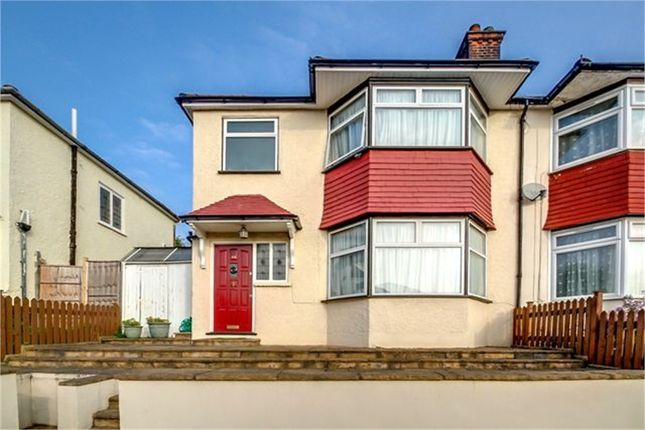 3 bed semi-detached house for sale in Dollis Hill Avenue, London
