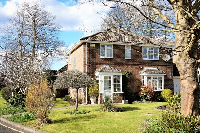 Thumbnail Link-detached house for sale in Lincoln Avenue, Canterbury