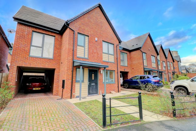 Thumbnail Detached house for sale in Sir Benjamin Stone Way, Birmingham