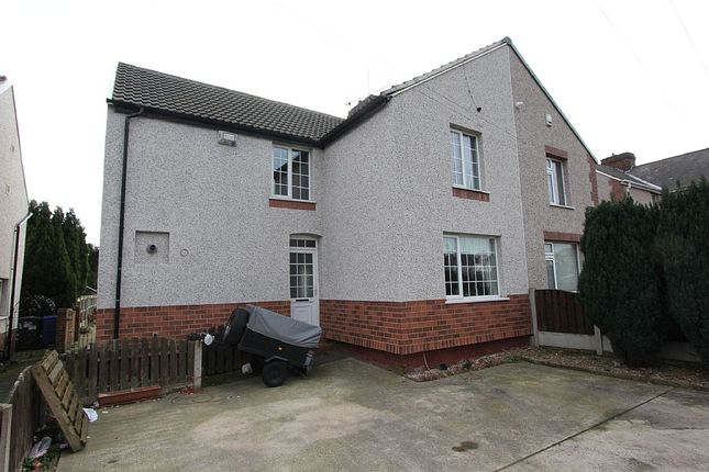 Thumbnail Semi-detached house for sale in Windmill Balk Lane, Woodlands, Doncaster, South Yorkshire
