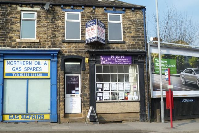 Thumbnail Retail premises for sale in South Street, Keighley, West Yorkshire