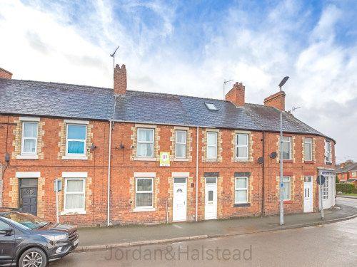 Thumbnail Flat to rent in Stablegates, High Street, Johnstown, Wrexham