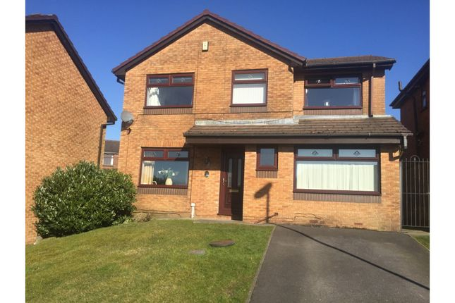 Thumbnail Detached house for sale in Highfield Drive, Oldham