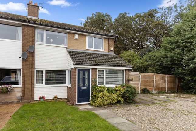 Thumbnail Semi-detached house for sale in Grasmere Road, Lymm