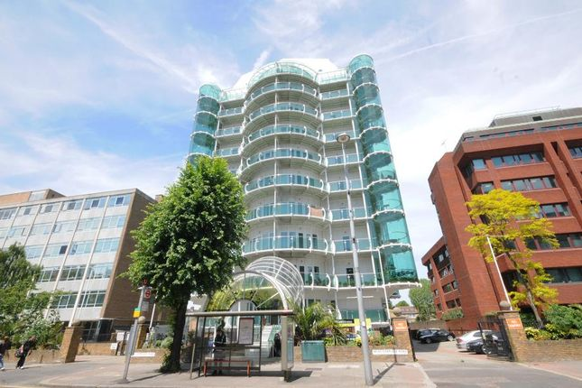 Thumbnail Flat to rent in Uxbridge Road, London