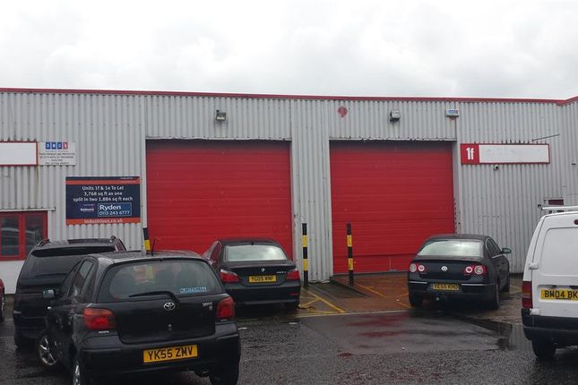 Thumbnail Light industrial to let in Unit 1F, Anchor Bridge Way, Dewsbury, West Yorkshire