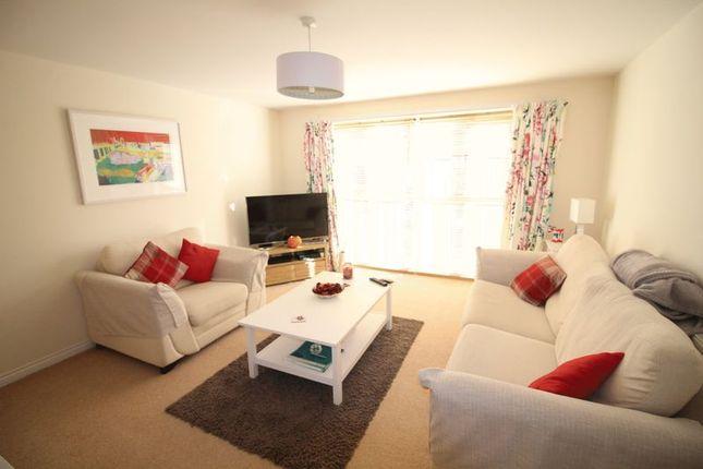 Thumbnail Flat to rent in Barker Court, Weston Road, Long Ashton