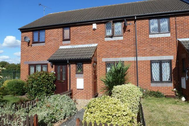 Thumbnail 2 bed terraced house for sale in Millwright Way, Flitwick, Bedford