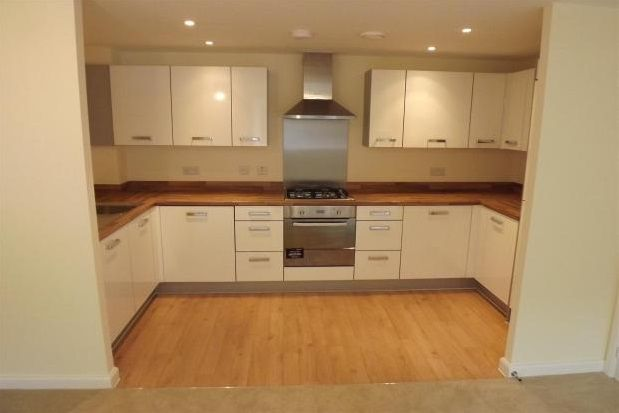 Thumbnail Flat to rent in Onyx Crescent, Leicester