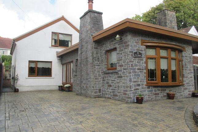 Thumbnail Detached house for sale in Tir Onen, Baglan, Port Talbot, Neath Port Talbot.
