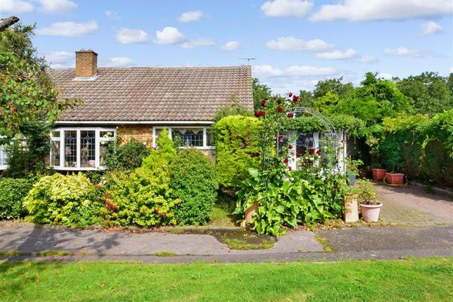 2 bed semi-detached bungalow for sale in Rectory Road, Swanscombe, Kent DA10