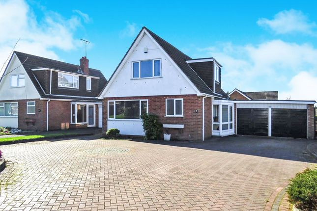 Thumbnail Detached house for sale in Longleat, Great Barr, Birmingham