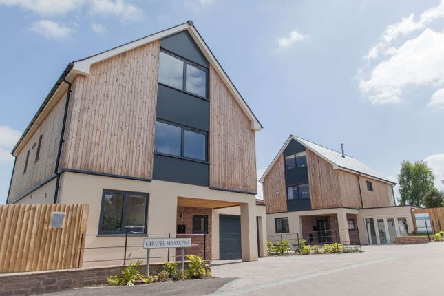 Thumbnail Detached house for sale in The Fairlight, The Close, Llangrove, Ross-On-Wye, Herefordshire