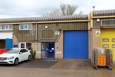 Light industrial for sale in Unit Falcon Business Park, Ivanhoe Road, Hogwood Lane Industrial Estate, Finchampstead, Wokingham, Berkshire
