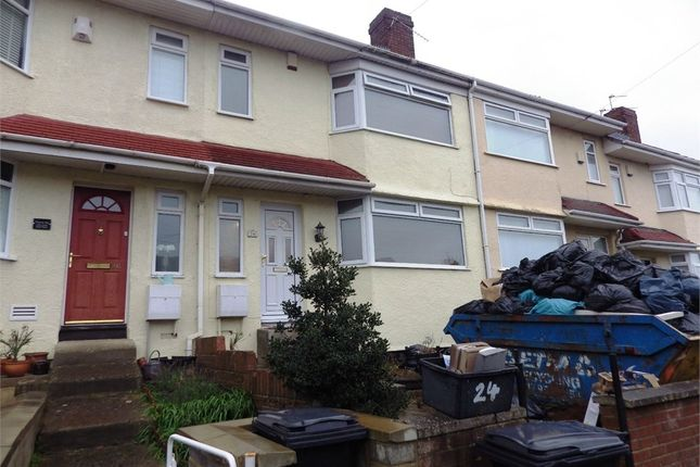 Thumbnail Terraced house to rent in Allison Avenue, Brislington, Bristol