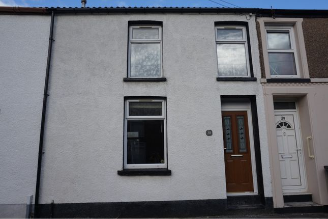 Thumbnail Terraced house for sale in Gadlys Street, Aberdare