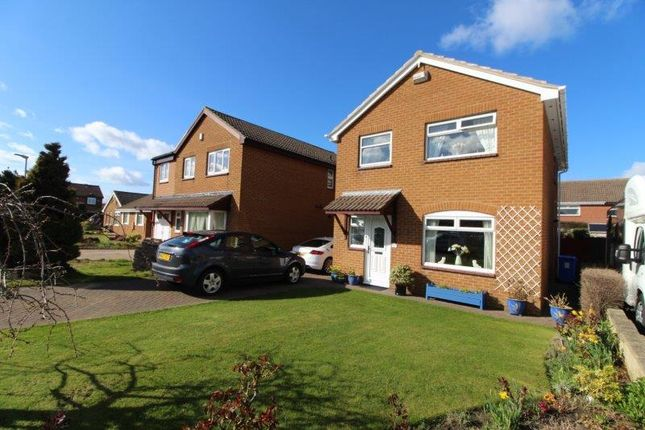 Thumbnail Detached house for sale in Deal Close, Blyth