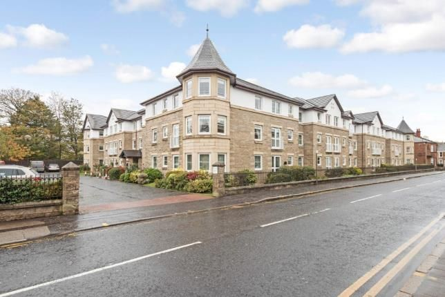 Thumbnail Flat for sale in Dalblair Court, Dalblair Road, Ayr, South Ayrshire