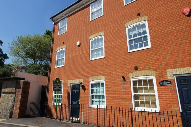 Thumbnail Property to rent in Old Post Office Mews, Hythe