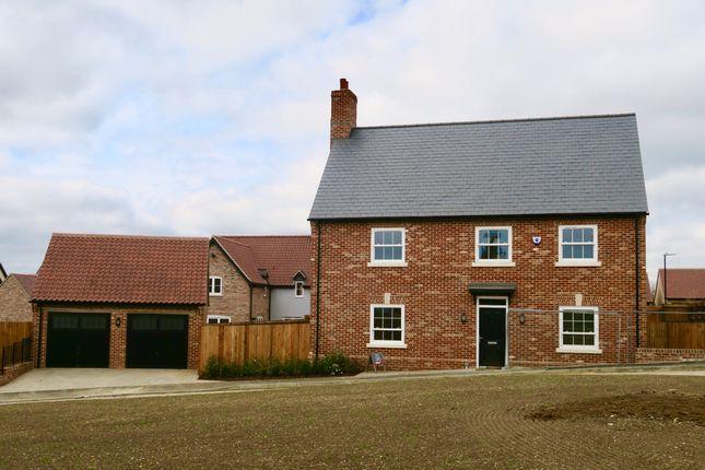 Thumbnail Detached house for sale in Plot 36, Hill Place, Brington