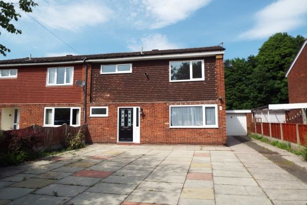Thumbnail Property to rent in Lindsell Road, West Timperley, Altrincham