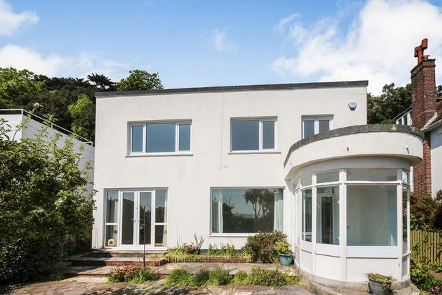 Thumbnail Detached house for sale in Park Hill Road, Torquay