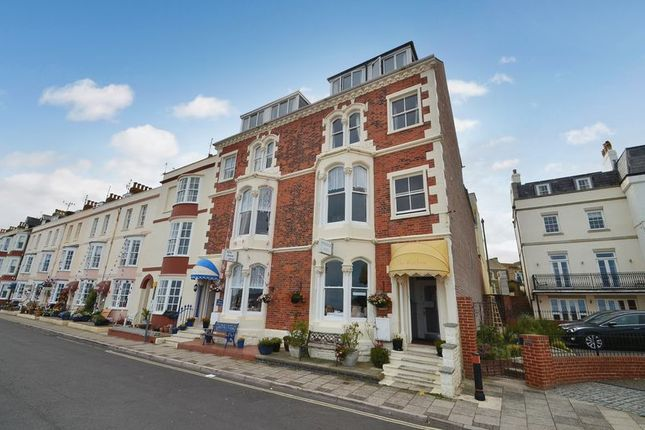 Thumbnail Terraced house for sale in Brunswick Terrace, Weymouth