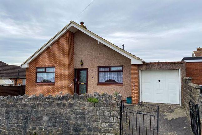 Thumbnail Detached bungalow for sale in The Crescent, Milton, Weston-Super-Mare