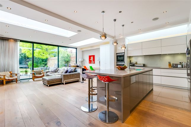 Thumbnail Detached house to rent in East Sheen Avenue, London
