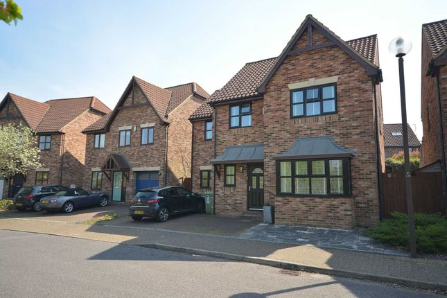 Thumbnail Detached house for sale in Cawdor Rise, Westcroft, Milton Keynes