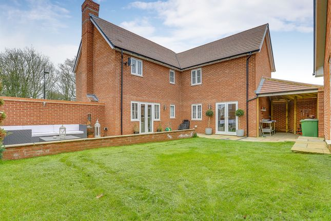 Thumbnail Detached house for sale in Shepham Lane, Polegate