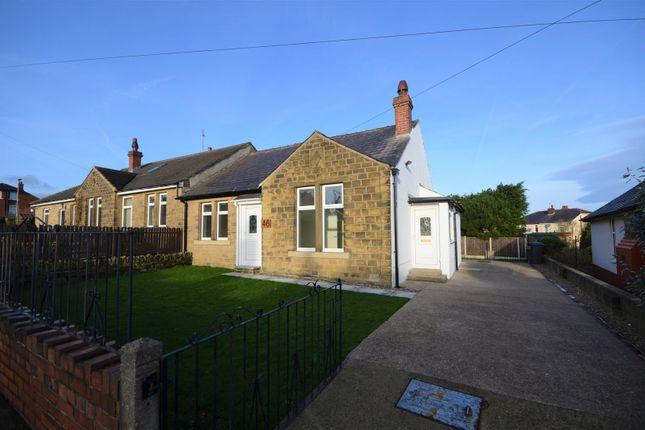 Thumbnail Semi-detached bungalow for sale in Tom Lane, Crosland Moor, Huddersfield