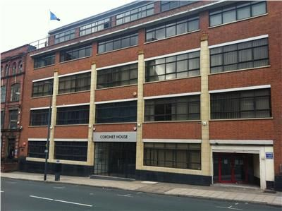 Thumbnail Office to let in Coronet House, Coronet House, Queen Street, Leeds, West Yorkshire