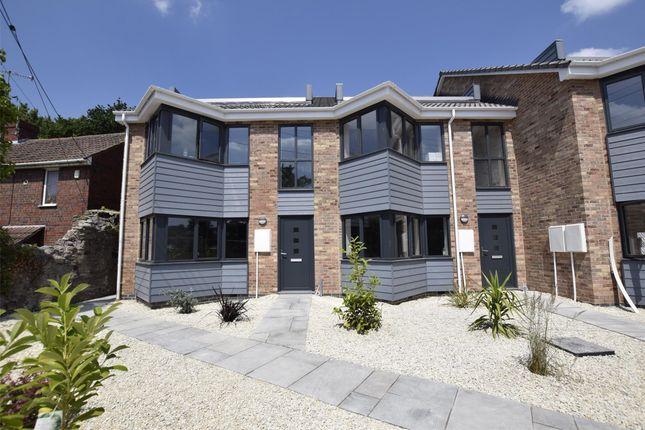 Thumbnail Maisonette for sale in Plot 10 Avon View, Crews Hole Road, Bristol