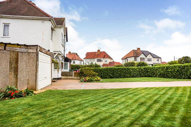 Front Garden of Blackburn Avenue, Claregate, Wolverhampton WV6
