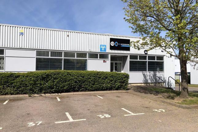 Thumbnail Warehouse to let in 13 Clarke Road, Mount Farm, Milton Keynes, Buckinghamshire