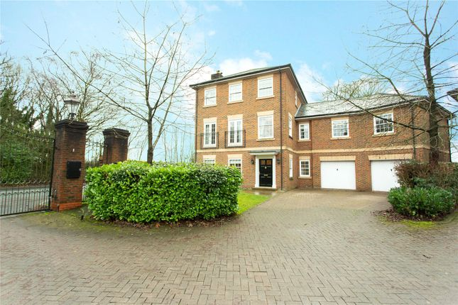 Thumbnail Detached house for sale in Ellonby Rise, Lostock, Bolton