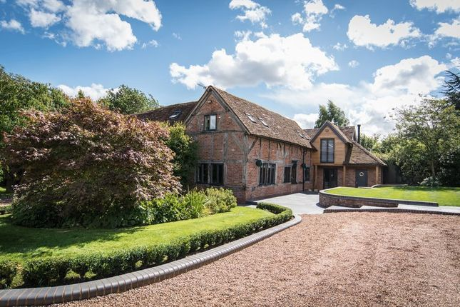 Thumbnail Barn conversion for sale in Sparrow Cock Lane, Chadwick End, Solihull