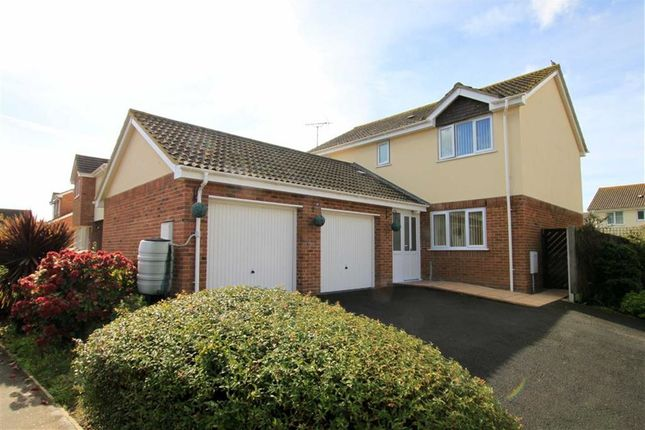 4 bed detached house for sale in Coltsfoot Way, Highcliffe, Christchurch, Dorset
