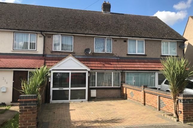 4 bed terraced house for sale in St. Andrews Avenue, Hornchurch