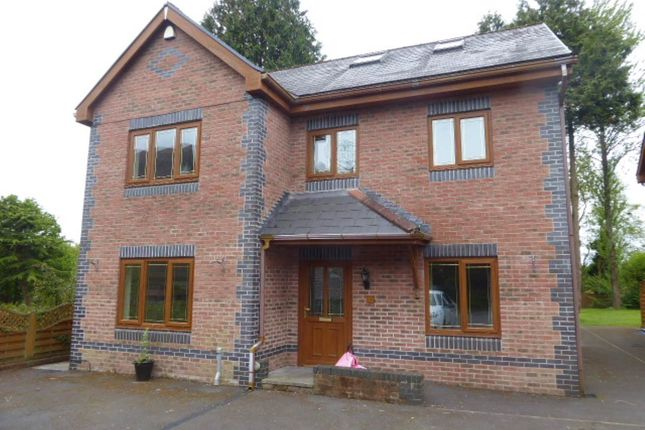 4 bed property to rent in Plas Gwernfadog Drive, Off Monmouth Place, Ynysforgan SA6