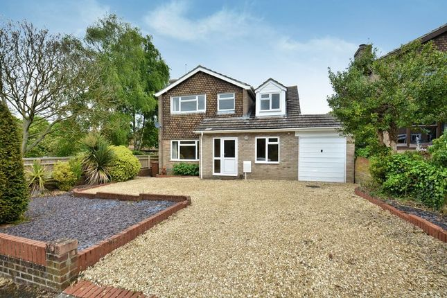 Thumbnail Detached house for sale in Crafts End, Chilton, Didcot