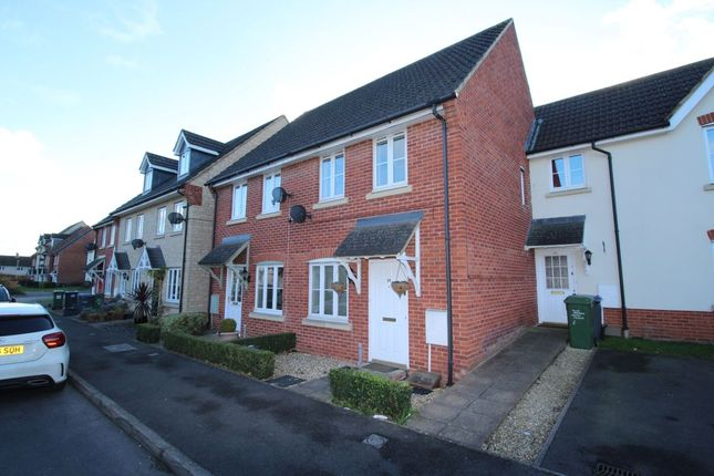 Thumbnail Semi-detached house for sale in King Edward Close, Calne